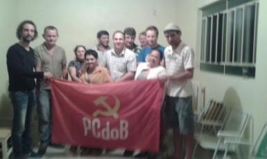 Partido conta com comissão provisória