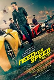 Need For Speed - O Filme, est� em cartaz �s 20h30