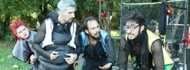 Companhia Khaos Cênica ganhou o Prêmio Funarte