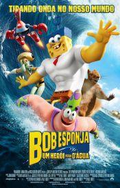 Bob Esponja: Um Herói Fora D'água continua em cartaz no Cine Caí