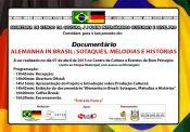 Documentário sobre intercâmbio Brasil-Alemanha terá lançamento