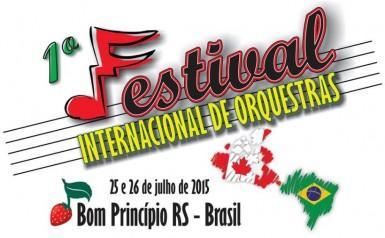 Bom Princípio sedia o 1º Festival Internacional de Orquestras em julho