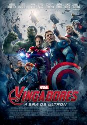 """Vingadores 2: A Era de Ultron"" segue em cartaz no Cine Caí"